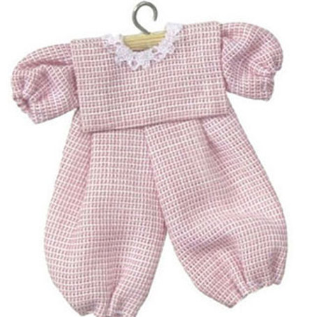 Baby's Play Clothes-Pink
