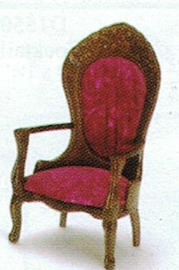 Victorian Arm Chair-AZD0364