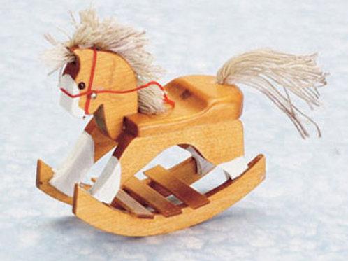 Rocking Horse-Brown