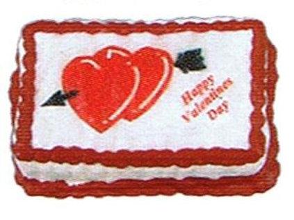 Cake-Happy Valentine's Day