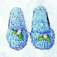 Slippers-Blue