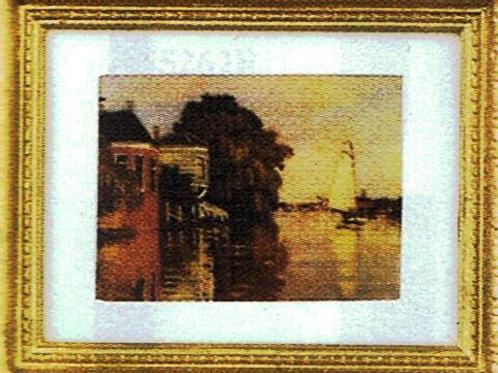 Painting-Sailing
