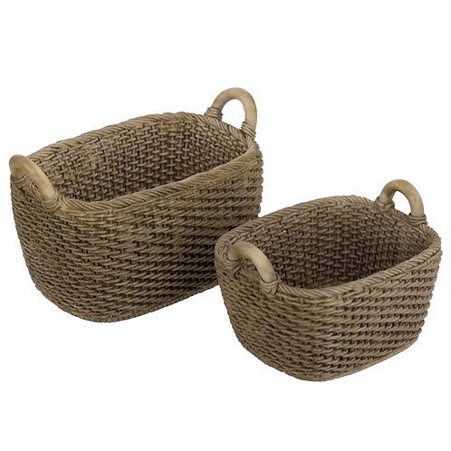 Resin Basket
