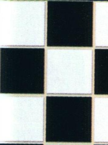 Tile-Black & White Squares-MH5930