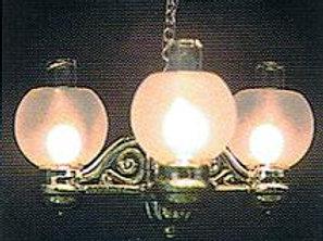 Chandelier-Gaslight