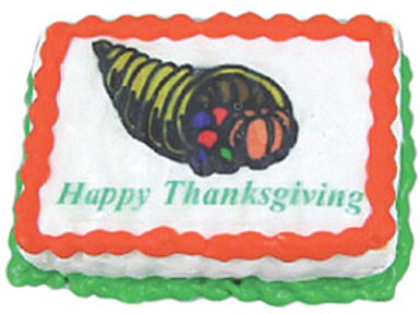 Cake-Thanksgiving