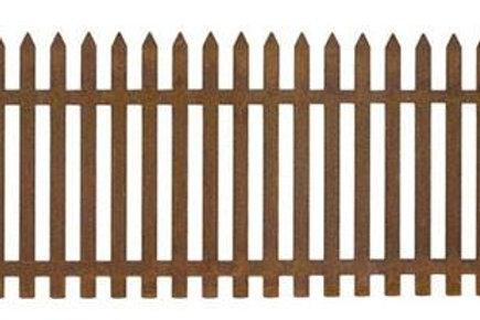 Fence-Rusty