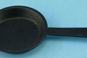 Black Fry Pan-Large