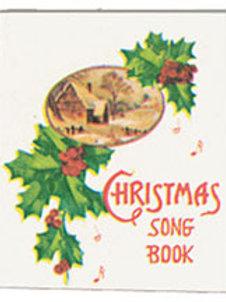 Christmas Song Book-CAR1304