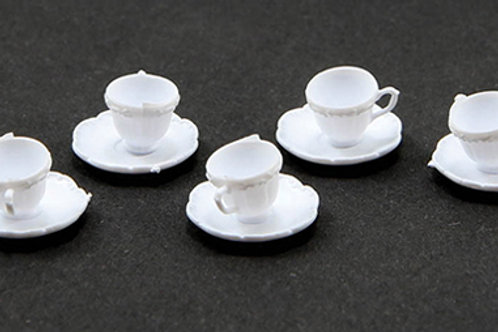 White Cups and Saucers-CHR2719