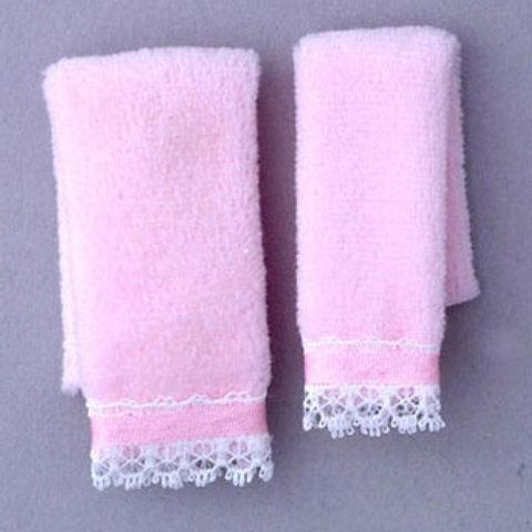 Towel Set-Pink