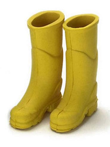 Garden Boots-Yellow