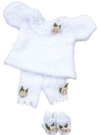 Baby Suit with Shoes