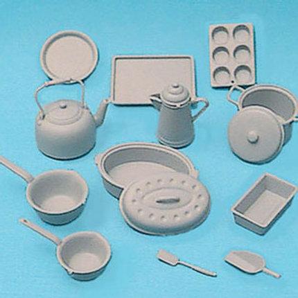 Cookware Set-Gray