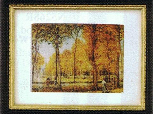 Painting-Day in the Park
