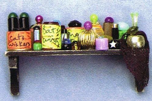 Magic Potion Long Shelf