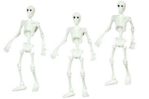 Skeletons Set of 3