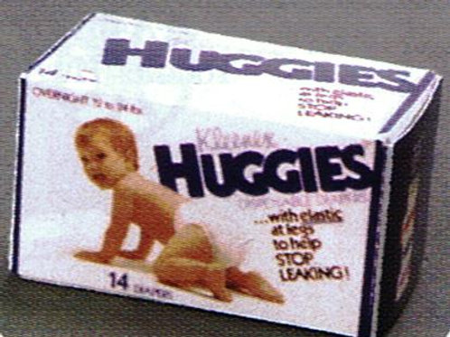 Diapers-Huggies
