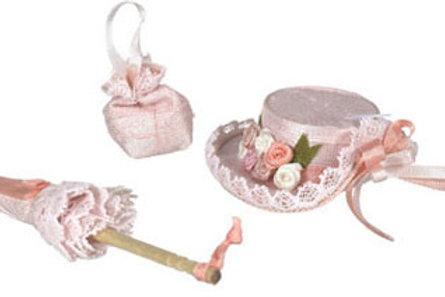 Hat Set-Pink