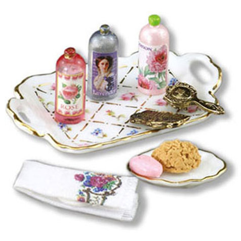 Bath & Body Assessory Set