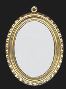 Mirror-Oval