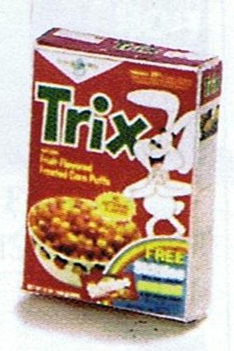 Cereal-Trix