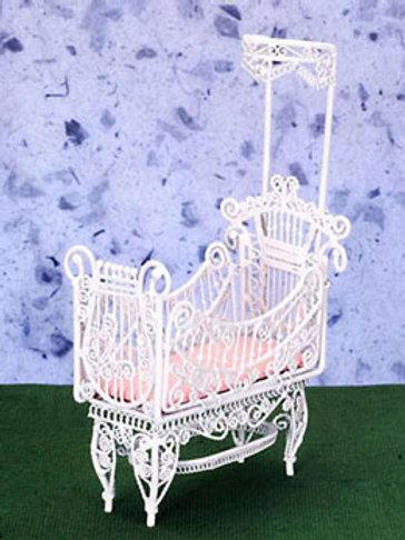 Wire Baby Crib- AZEIWF128