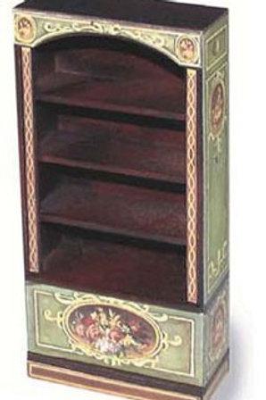 Natasha Decoupage Kit for Unfinished Bookcase-NMH1