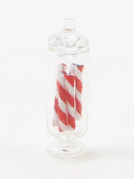 Candy Stick Jar