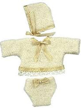 Baby Outfit-Beige-FCA2751BG