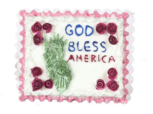 Cake-God Bless America