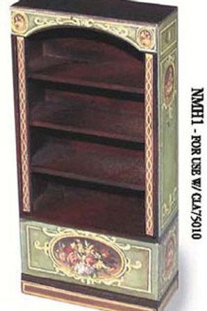 Natasha Decoupage for Bookcase