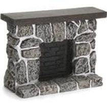 Fireplace-Fieldstone