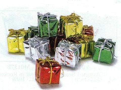 Foil Gift Packages