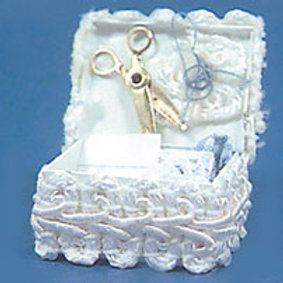 Sewing Box-Victorian