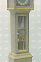Grandfather Clock-12-Volt Light-Brown