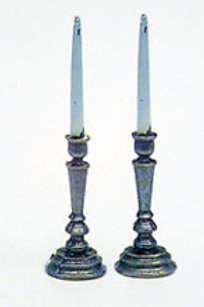 Candlesticks-Pewter