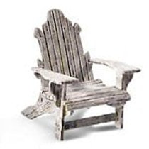 Resin Adirondack Chair