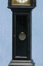 Grandfather Clock-Black