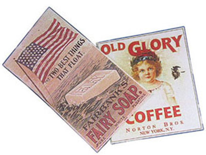 Posters-Old Glory Coffee