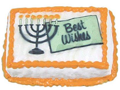 Cake-Hanukkah