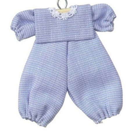 Baby's Play Clothes-Blue