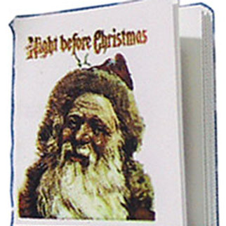 Night Before Christmas Book-CAR1298