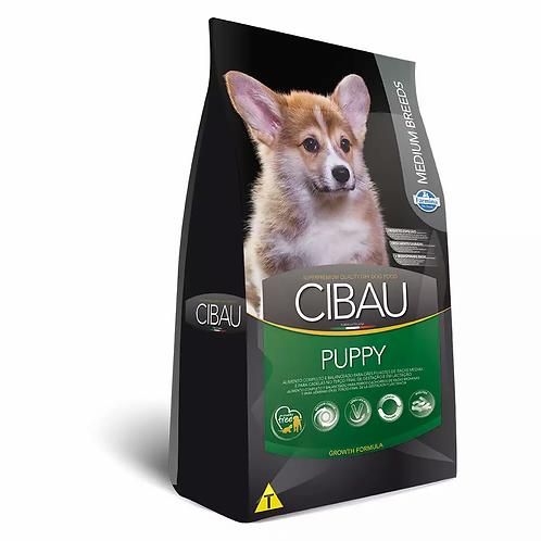 Ração Cibau Medium Breeds para Cães Filhotes de Raças Médias - 25 kg