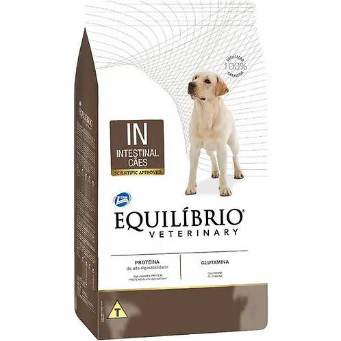 Ração Equilíbrio Veterinary IN Problemas de Trato Intestinal p/ Cães - 2 kg
