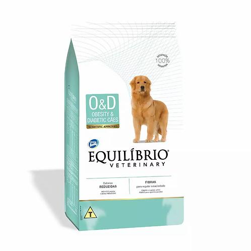 Ração Equilíbrio Obesity & Diabetic - Cães Adultos - 2 kg