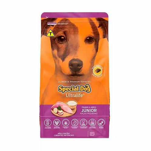 Ração Special Dog Ultralife Júnior para Cães Filhotes de Raças Pequenas - 15 kg