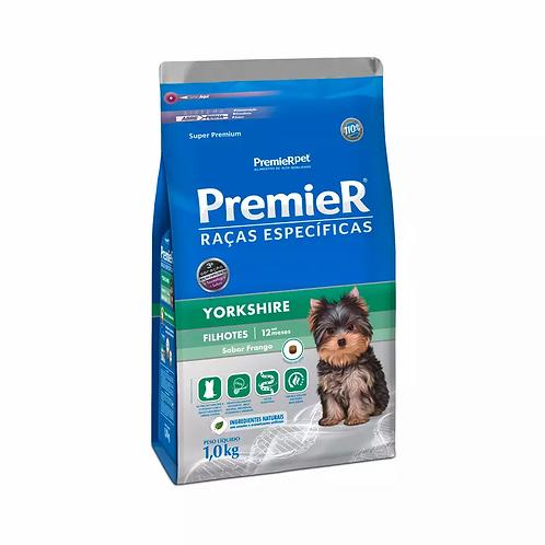 Ração Premier Raças Específicas Yorkshire para Cães Filhotes - 1 kg