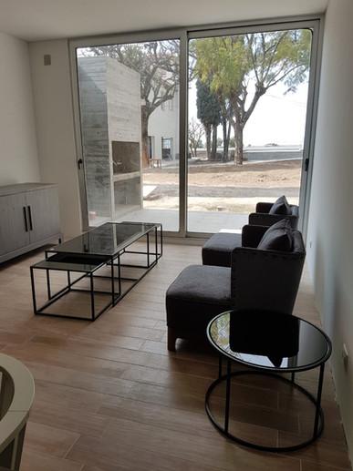 Interior casa tipología A