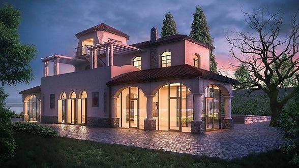 Atardecer Club House